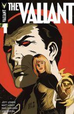 The Valiant #1 Cover E Incentive Francesco Francavilla Variant