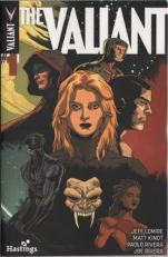 The Valiant #1 Hastings Variant