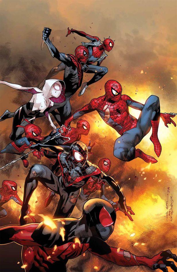 Amazing Spider-Man Vol 3 #13 Cover A Regular Olivier Coipel
