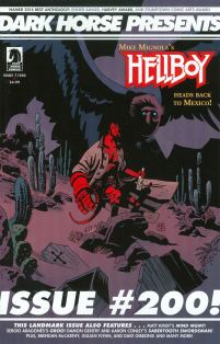 Dark Horse Presents Vol 3 #7 Regular Mike Mignola