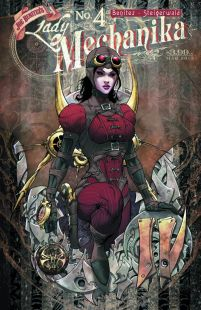 Lady Mechanika #4 Regular Joe Benitez