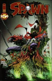 Spawn #250 Cover B Variant Greg Capullo