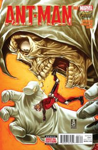 Ant-Man #3 Regular Mark Brooks