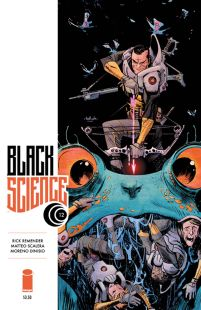 Black Science #12 Sean Gordon Murphy