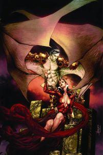 Blood Queen vs Dracula #1 Rare Jay Anacleto Virgin