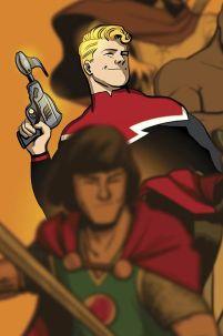 King Flash Gordon #2 Incentive Chip Zdarsky Virgin
