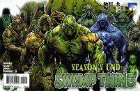 Swamp Thing Vol 5 #40 Jesus Saiz