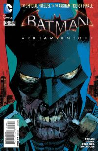 Batman Arkham Knight #3 Regular Dan Panosian