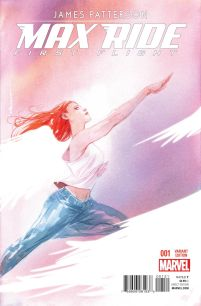 James Patterson Max Ride First Flight #1 Incentive Dustin Nguyen Variant