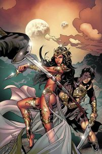 John Carter Warlord Of Mars Vol 2 #6 Incentive Emanuela Lupacchino Virgin