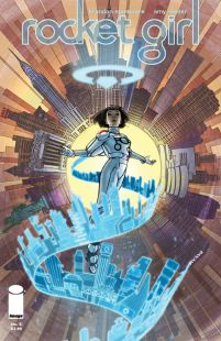 Rocket Girl #6 Amy Reeder