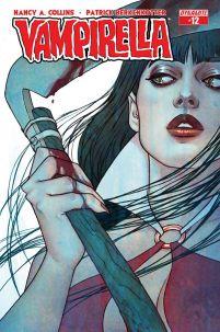 Vampirella Vol 5 #12 Variant Jenny Frison