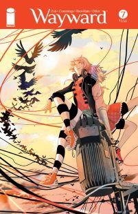 Wayward #7 Sie Nanahara Variant