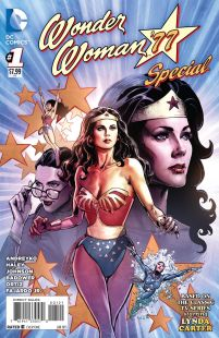 Wonder Woman 77 Special #1 Incentive Phil Jimenez Variant