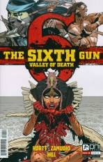 Sixth Gun Valley Of Death #1 A. C. Zamudio