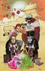 Big Trouble In Little China #13 Incentive Rob Guillory Virgin Variant