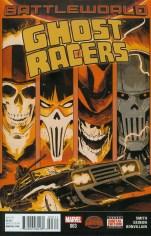 Ghost Racers #3 Regular Francesco Francavilla