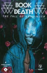 Book Of Death Fall Of Harbinger #1 Incentive Ryan Lee Variant Cover