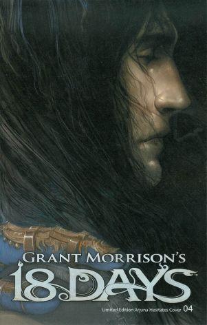 Grant Morrisons 18 Days #4 Variant Arjuna Hesitates