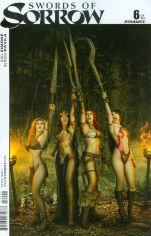 Swords Of Sorrow #6 Variant Cosplay