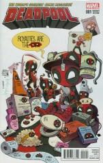 Deadpool Vol 5 #1 Incentive Katie Cook Variant