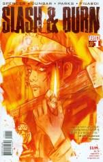 Slash & Burn #1 Tula Lotay