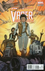 Star Wars Vader Down #1 Incentive Joelle Jones Variant