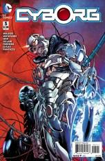 Cyborg #5 Regular Ivan Reis