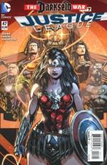 Justice League Vol 2 #47 Regular Jason Fabok