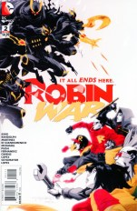 Robin War #2 Regular Khary Randolph