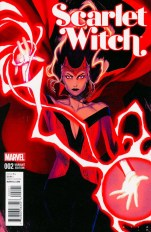Scarlet Witch Vol 2 #2 Incentive Kris Anka Variant