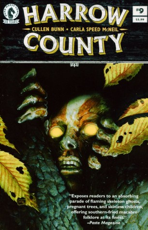 Harrow County #9 Tyler Crook
