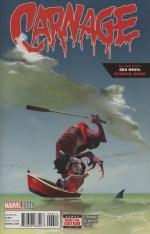 Carnage Vol 2 #6 Regular Michael Del Mundo