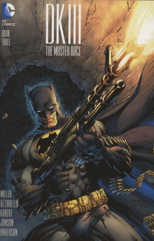 Dark Knight III The Master Race #3 Incentive Jim Lee Variant