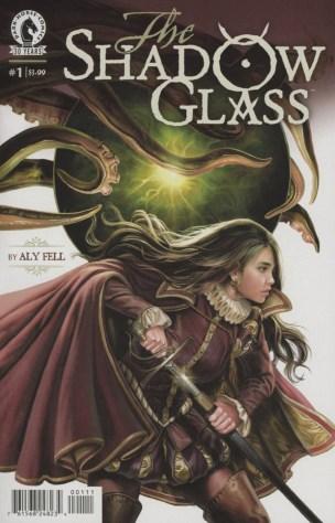 Shadow Glass #1 Aly Fell