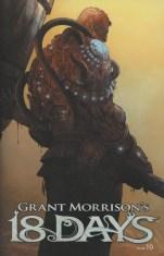 Grant Morrisons 18 Days #10 Variant Mukesh Singh