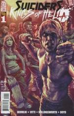 Suiciders King Of HelL.A. #1 Regular Lee Bermejo