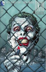 Dark Knight III The Master Race #4 Incentive Jim Lee Variant