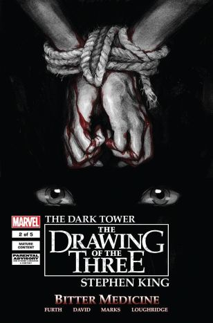 Dark Tower Drawing Of The Three Bitter Medicine #2 Jonathan Marks