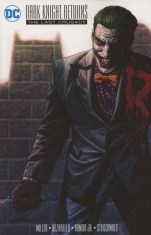Dark Knight Returns The Last Crusade #1 Incentive Lee Bermejo Variant