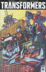 Transformers Vol 3 #54 Incentive Sara Pitre-Durocher Windblade Variant