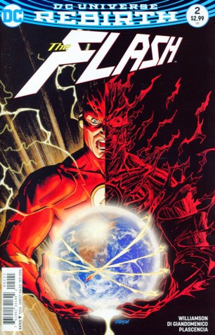 Flash Vol 5 #2 Variant Dave Johnson