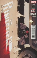 Punisher Vol 10 #3 Regular Declan Shalvey