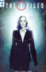 X-Files Vol 3 #4 Regular Menton3