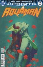 Aquaman Vol 6 #10 Variant Joshua Middleton