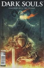 Dark Souls Legends Of The Flame #2 Regular Ben Templesmith