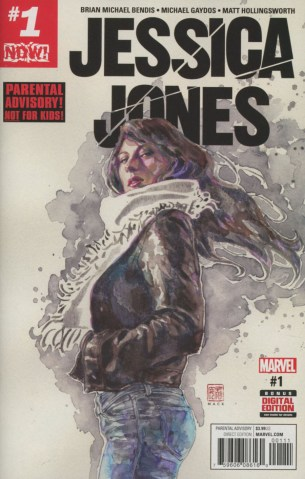 Jessica Jones #1 Regular David Mack