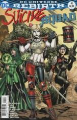 Suicide Squad Vol 4 #4 Regular Jim Lee & Scott Williams