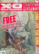 X-O Manowar Vol 3 #50 Incentive Colleen Doran Variant