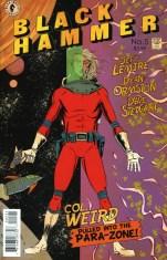 Black Hammer #5 Variant Jeff Lemire